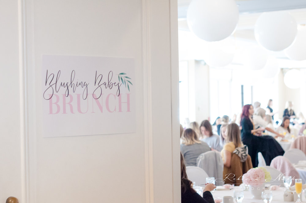 London Blushing Babes Society Blushing Babes Brunch at Sunningdale Golf and Country Club