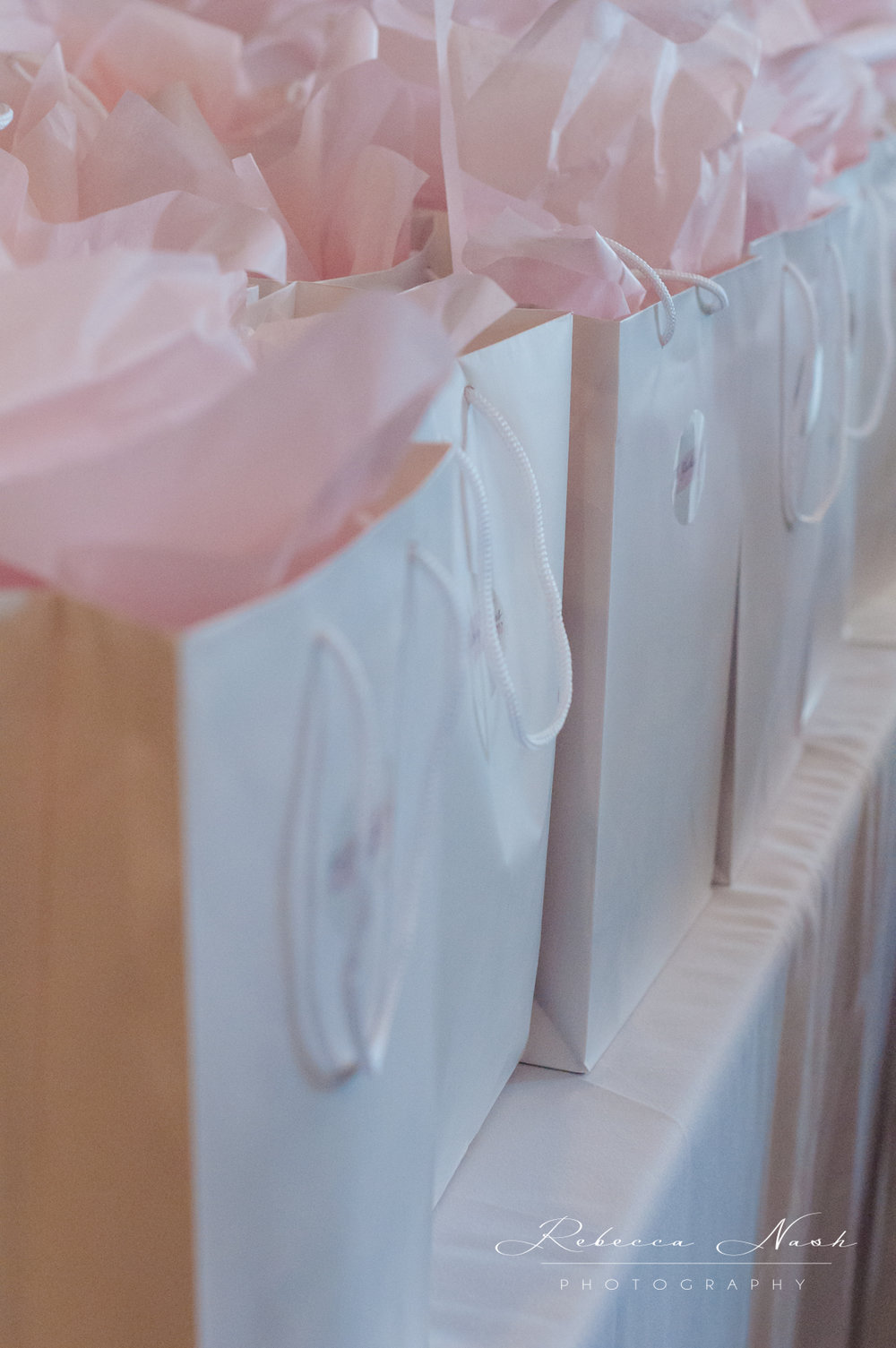 Swag Bags - London Blushing Babes Society Blushing Babes Brunch at Sunningdale Golf and Country Club