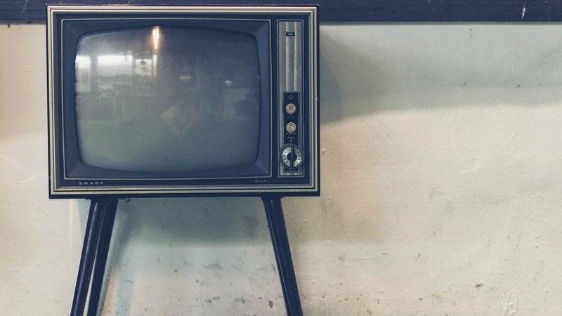 Considering TVs looked like this when most of our interviewees were kids, I'm impressed they could even tell what they were watching.