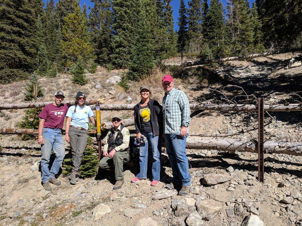 2018 14er Fest - Ptarmigan Lake Stewardship Project