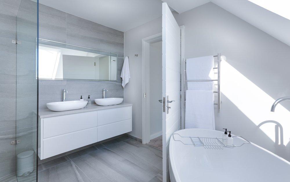 Bathroom Plumbing - Water leakMould build upTapsShower rosePressure testMoisture detectionVanity leakFaucetLeaking bathBlocked drainSmelly drains