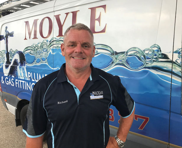 Your go-to Rochedale Plumber - Richard Moyle has extensive experience in all facets of plumbing and gas fitting in a career that extends more than 25 years. During this time Richard has worked with many companies learning the skills of plumbing.