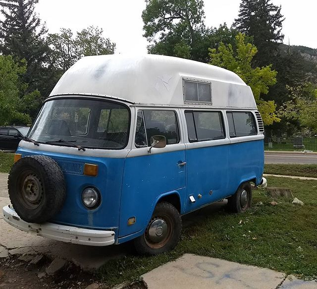 The Kombi Electrica is in Boulder. Electric conversion will start in December.