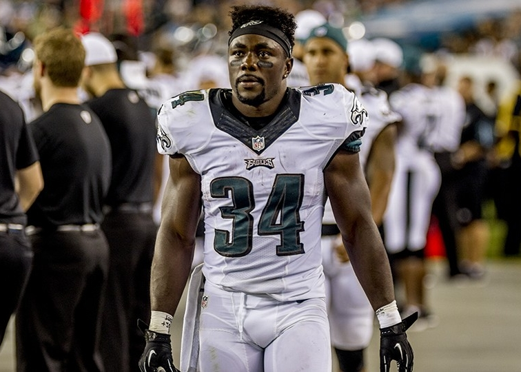 Honor thy cousin: Kenjon Barner's quest to commemorate his namesake - (Photo by Jeff Fusco for Philadelphia magazine)