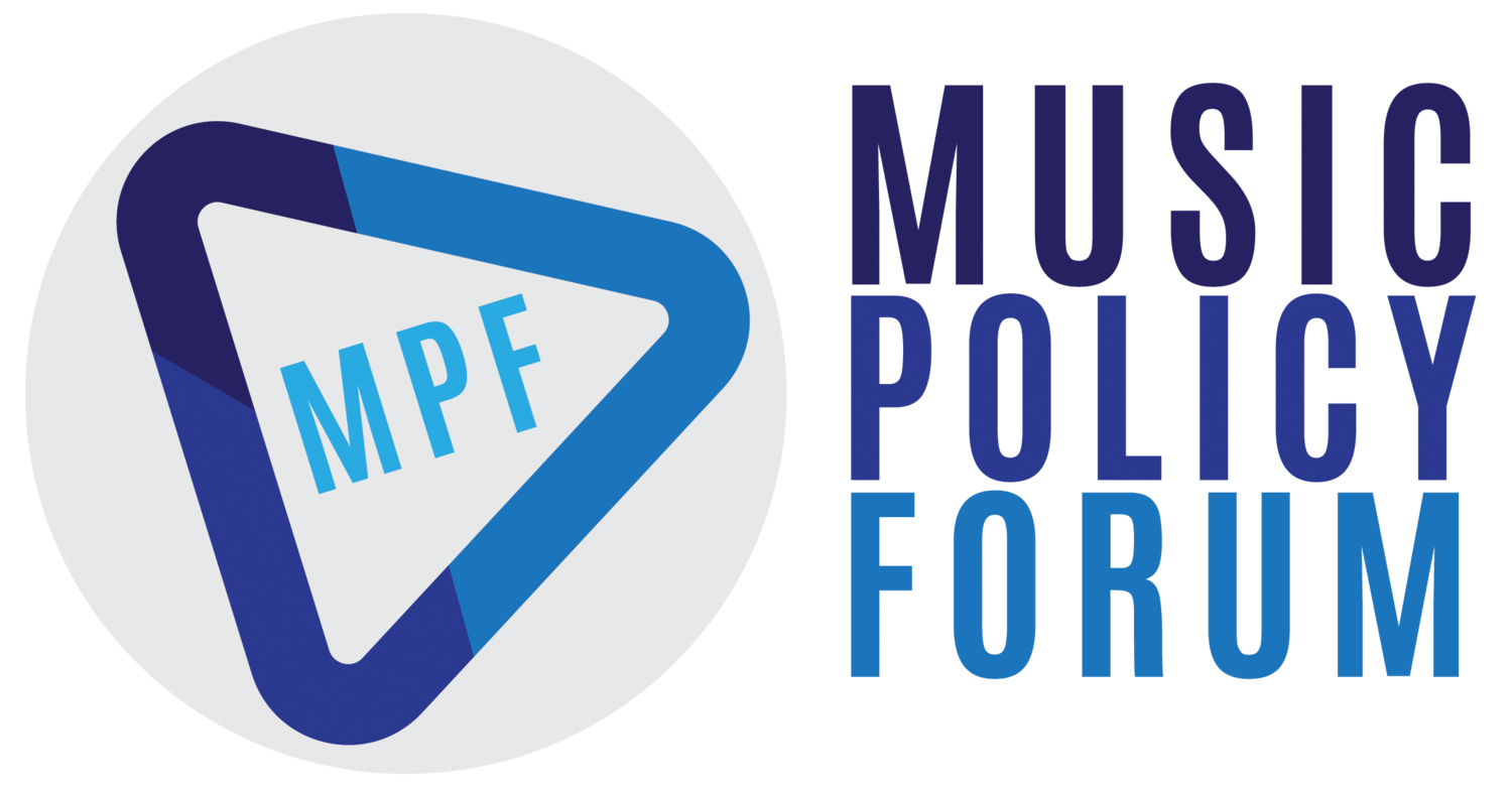 Music Policy Forum Summit
