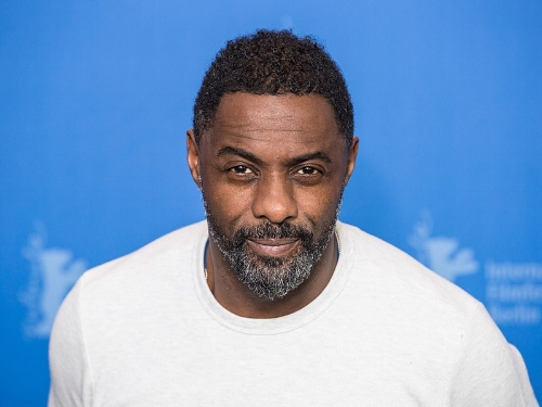 Idris Elba (2018). Photo courtesy of Harald Krichel.