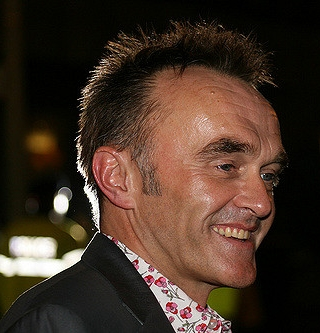 Director Danny Boyle (2008), who was due to direct the next instalment of the Bond franchise before leaving in August 2018 due to 'creative differences.' Photo courtesy of Gordon Correll.