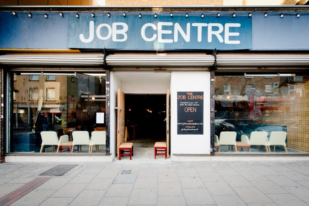 Photo courtesy of Deptford Job Centre