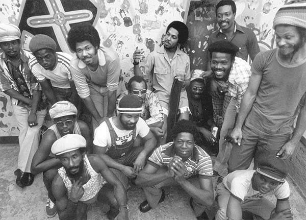 The Upsetters, Lee 'Scratch' Perry's house band.