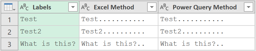 Quickly Pad Columns in Power Query with Text — ehansalytics
