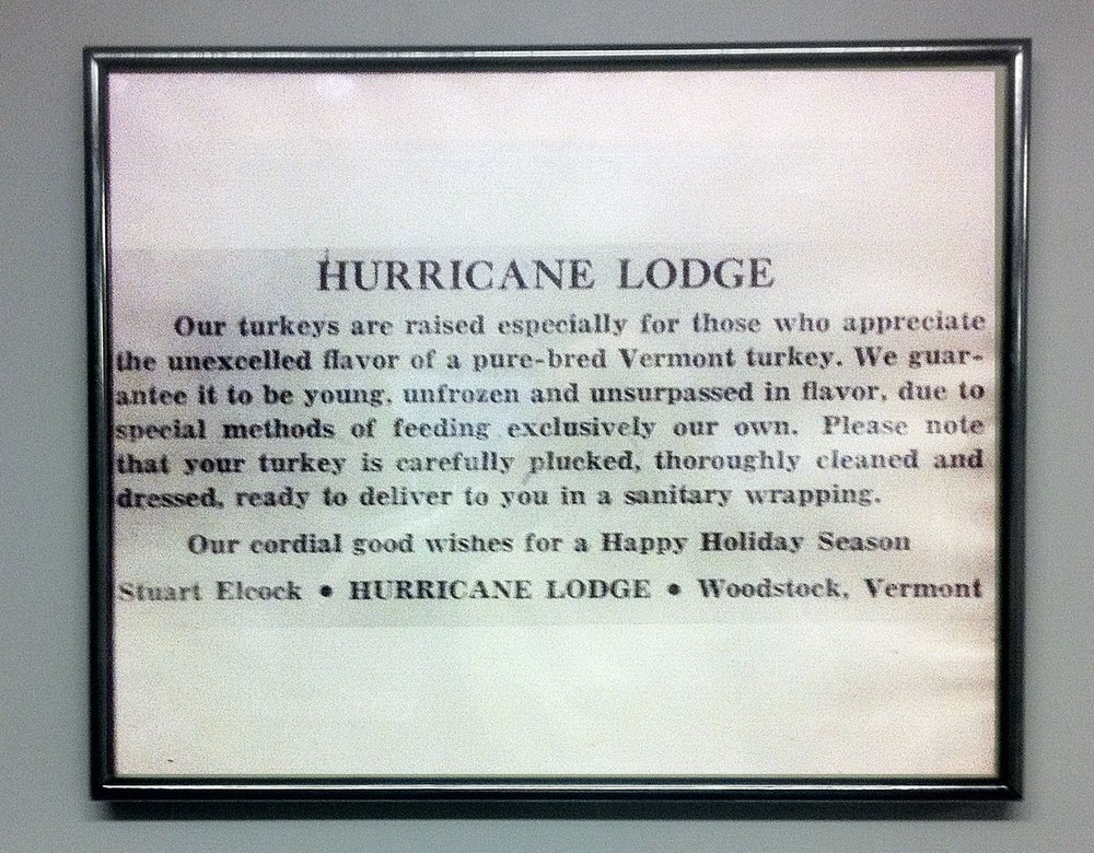 Hurricane Lodge Turkey Farm