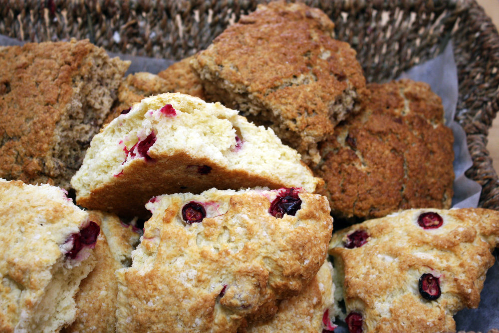 Scones and Muffins
