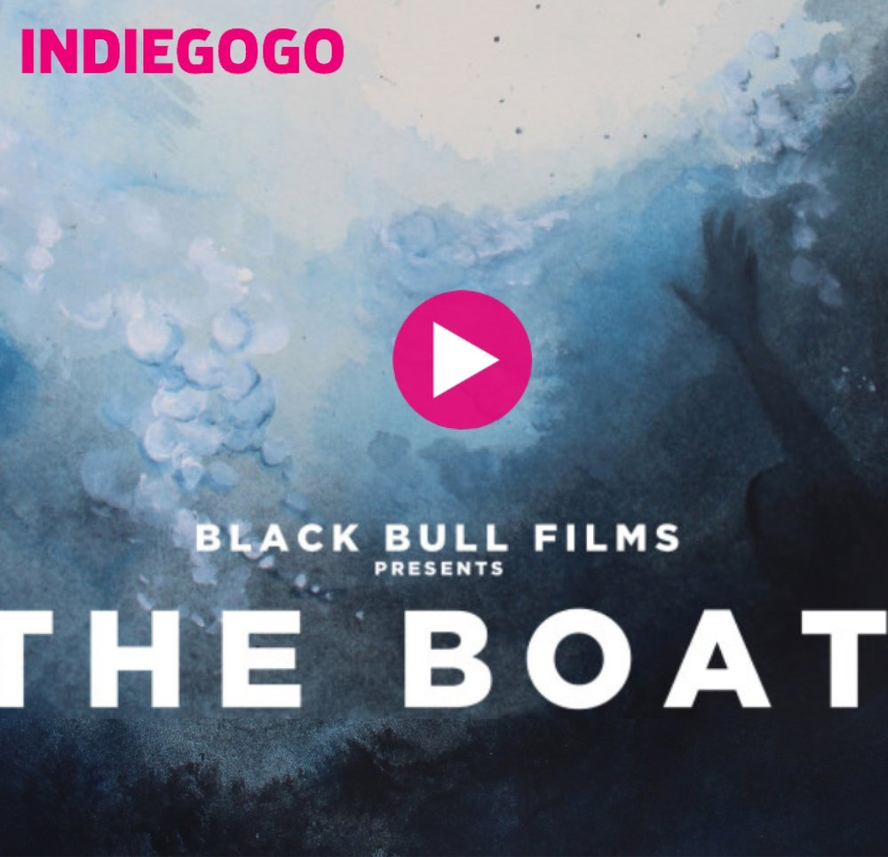 Visit our live indiegogo  #  THEBOATfilm  crowdfunder!