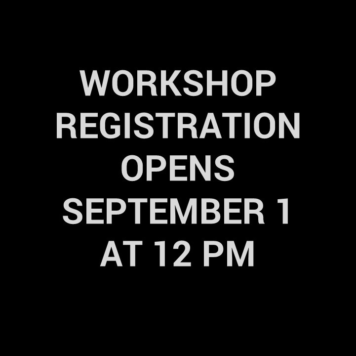 Workshops - Get your workshop spot this upcoming SaturdayRegistration for Oslo Impro Festival's variety of workshops opens on Saturday, September 1 at noon.