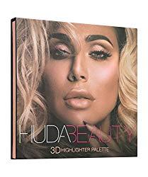 Huda Beauty 3D Highlighter Palette 50E