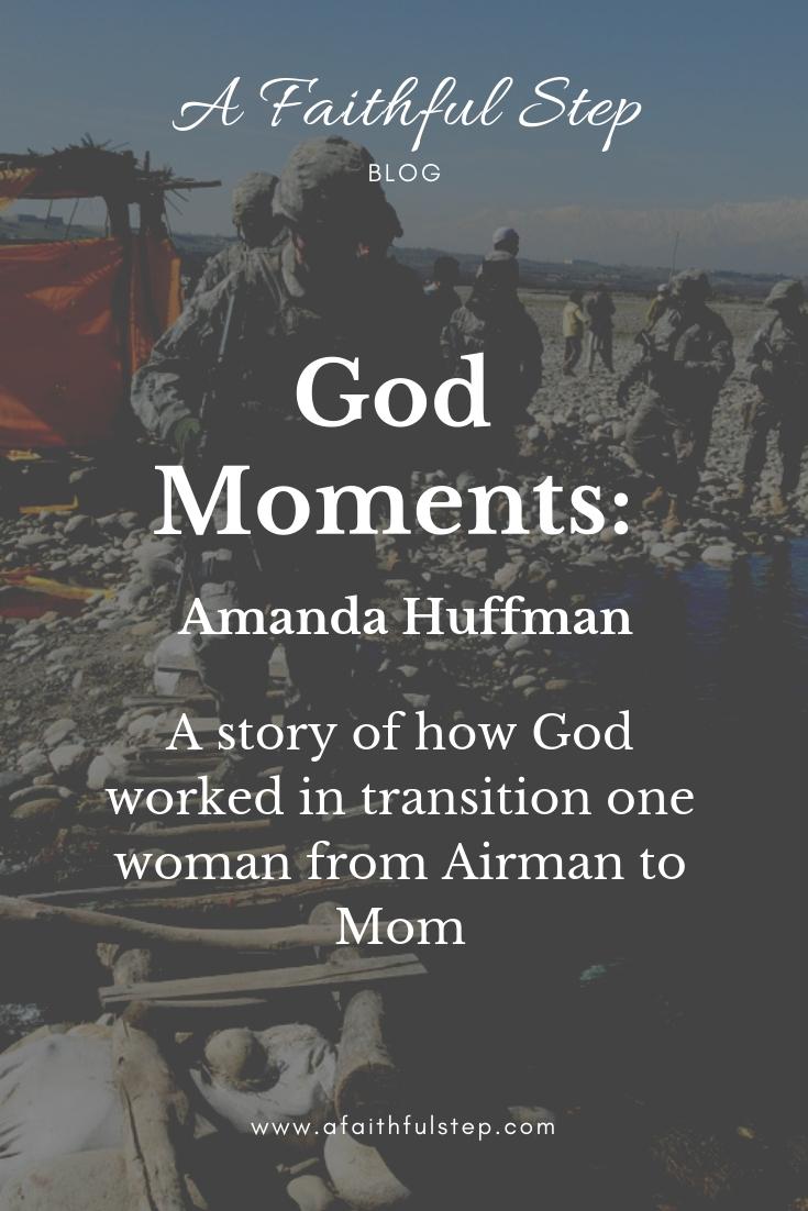 God Moments - Amanda Huffman