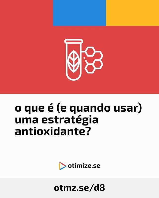 Antioxidante é um termo bem famoso no meio de beleza e saúde, mas você sabe exatamente o que é e pra que serve uma estratégia antioxidante?⠀⠀⠀⠀⠀⠀⠀⠀⠀ ⠀⠀⠀⠀⠀⠀⠀⠀⠀ Vá em https://otmz.se/d8 pra entender melhor sobre isso!⠀⠀⠀⠀⠀⠀⠀⠀⠀ ⠀⠀⠀⠀⠀⠀⠀⠀⠀ Outros conteúdos pra otimizar sua vida estão sempre disponíveis em https://www.otimize.se⠀⠀⠀⠀⠀⠀⠀⠀⠀ ⠀⠀⠀⠀⠀⠀⠀⠀⠀ ⠀⠀⠀⠀⠀⠀⠀⠀⠀ ⠀⠀⠀⠀⠀⠀⠀⠀⠀ #otimizese #radicaislivres #antioxidante
