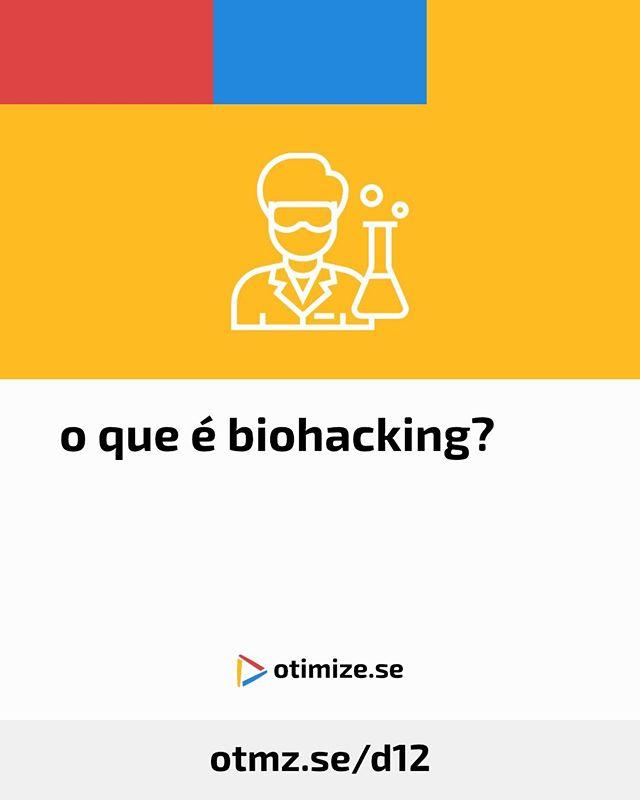 Saiu drop novo no site pra você entender o que é biohacking!⠀⠀⠀⠀⠀⠀⠀⠀⠀ ⠀⠀⠀⠀⠀⠀⠀⠀⠀ Termo meio diferentão, mas bem mais presente nas nossas vidas do que você imagina.⠀⠀⠀⠀⠀⠀⠀⠀⠀ ⠀⠀⠀⠀⠀⠀⠀⠀⠀ Confira em https://otmz.se/d12⠀⠀⠀⠀⠀⠀⠀⠀⠀ ⠀⠀⠀⠀⠀⠀⠀⠀⠀ Para mais dicas rápidas e práticas de otimização de vida, visite o link na bio!⠀⠀⠀⠀⠀⠀⠀⠀⠀ ⠀⠀⠀⠀⠀⠀⠀⠀⠀ ⠀⠀⠀⠀⠀⠀⠀⠀⠀ ⠀⠀⠀⠀⠀⠀⠀⠀⠀ #otimizese #biohacking #biohack