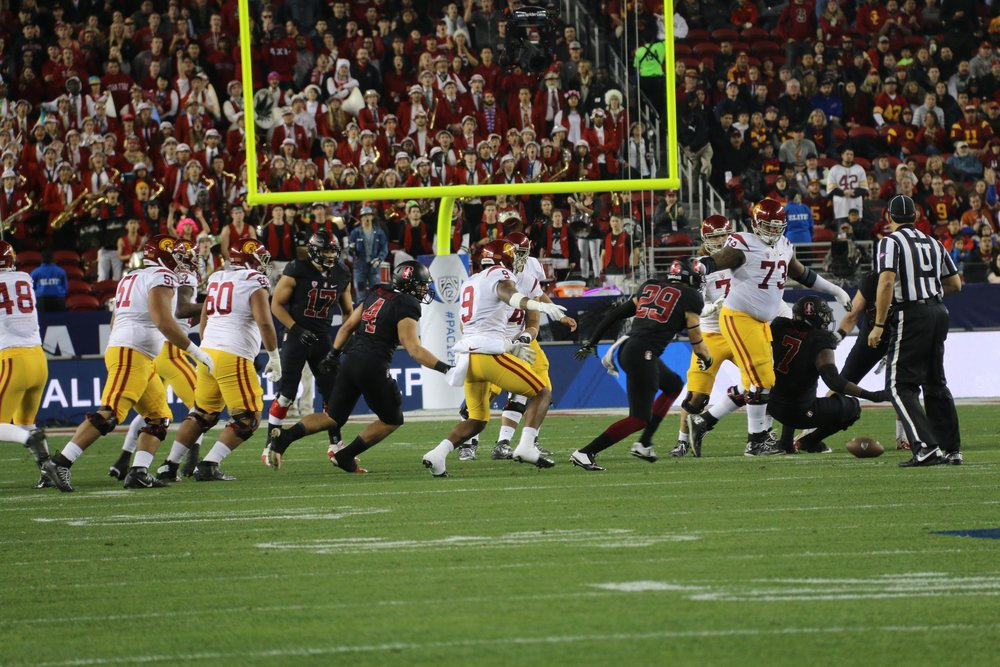 Former USC FB/TE Scott Huber gives his take on how Stanford has flipped the script on USC.