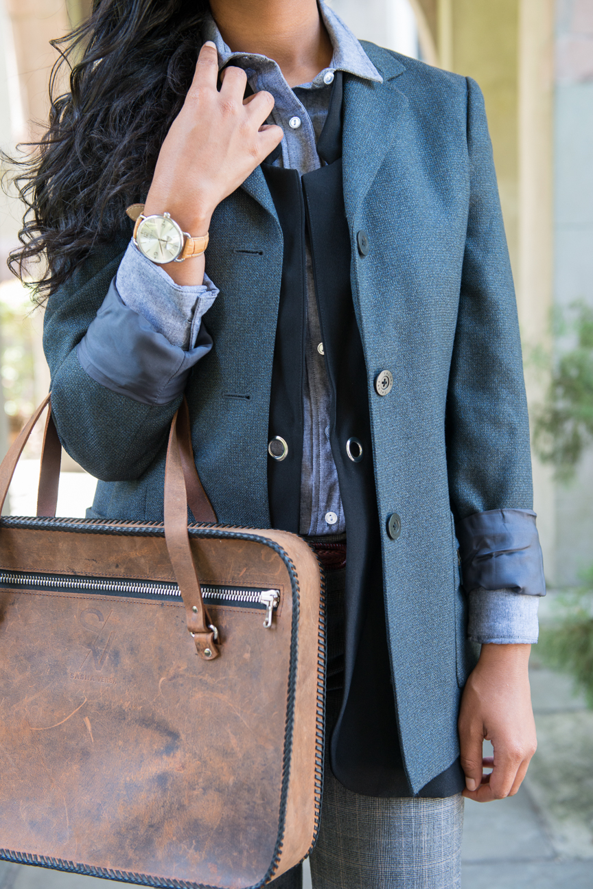 Fall Fashion | College Fashion | Preppy College Fashion | Fall Outfits | Fall Outfit Ideas | Personal Style | Fall Layering Ideas | Fall Fashion Essentials | Blazer | Oversized Blazer | Blazer Outfits for Women | How to Style a Blazer | Paprika Southern