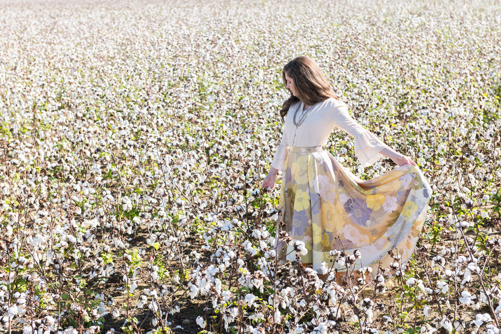 Winter Enchantment | Winter Fashion | Cotton Field | Elegant Winter Fashion | Holiday Party Looks | Pastel Winter Outfits | Winter Outfit Ideas | Paprika Southern