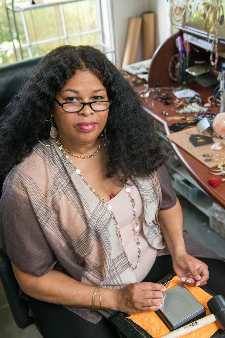 Taunya Benton Design | Jewelry Maker, Savannah, GA | Handmade Jewelry | Women's Accessories | Independent Maker | Paprika Southern
