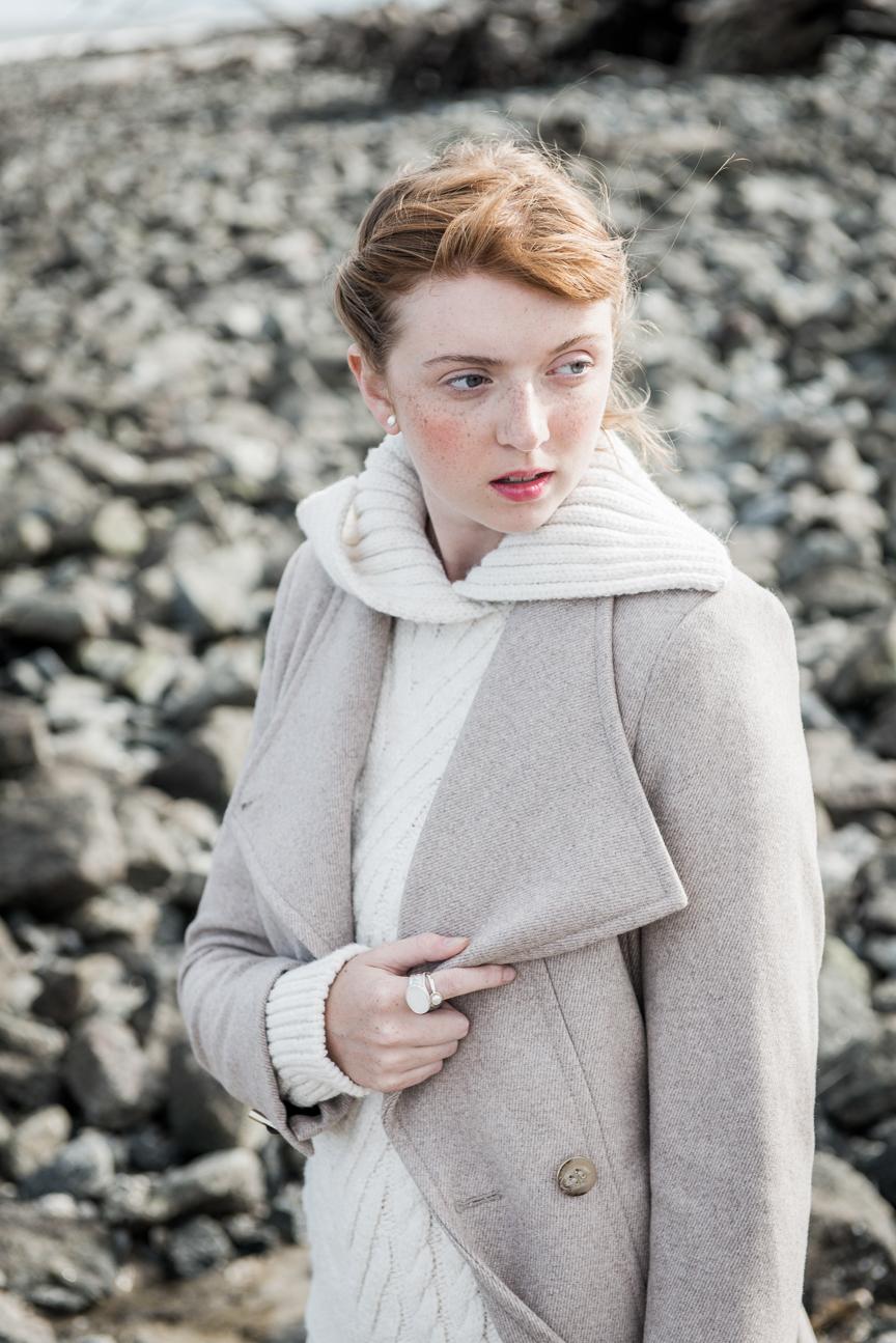 Winter Whites Fashion Editorial Paprika Southern