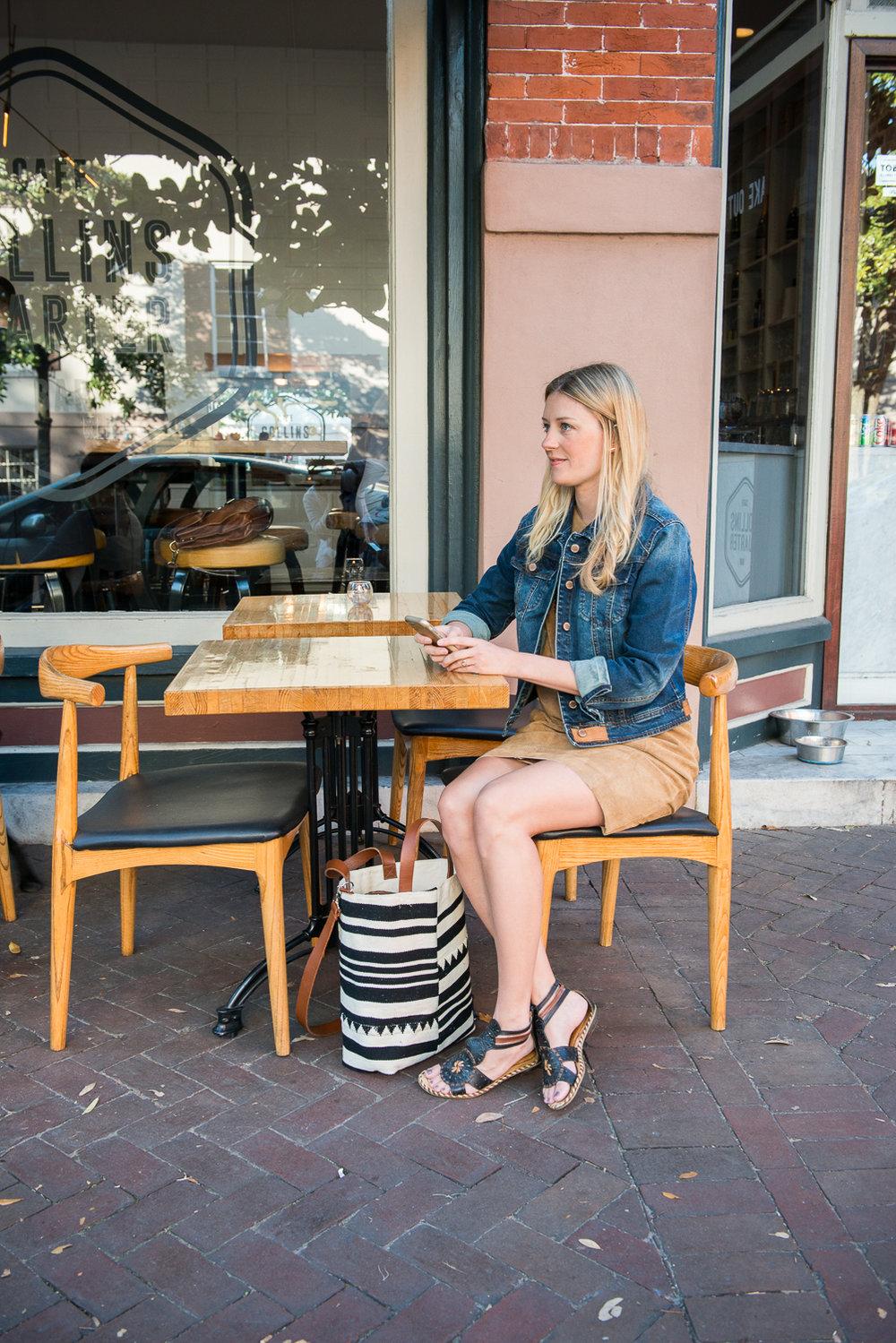 One Dress, Three Ways | Spring Outfit Ideas | Casual Outfit Ideas | Casual Outfits | Personal Style | Spring Style | Spring Outfits for Women | Casual Outfits for Women | Neutral Outfit Ideas | How to Style a Neutral Dress | Kara Bettie | Paprika Southern