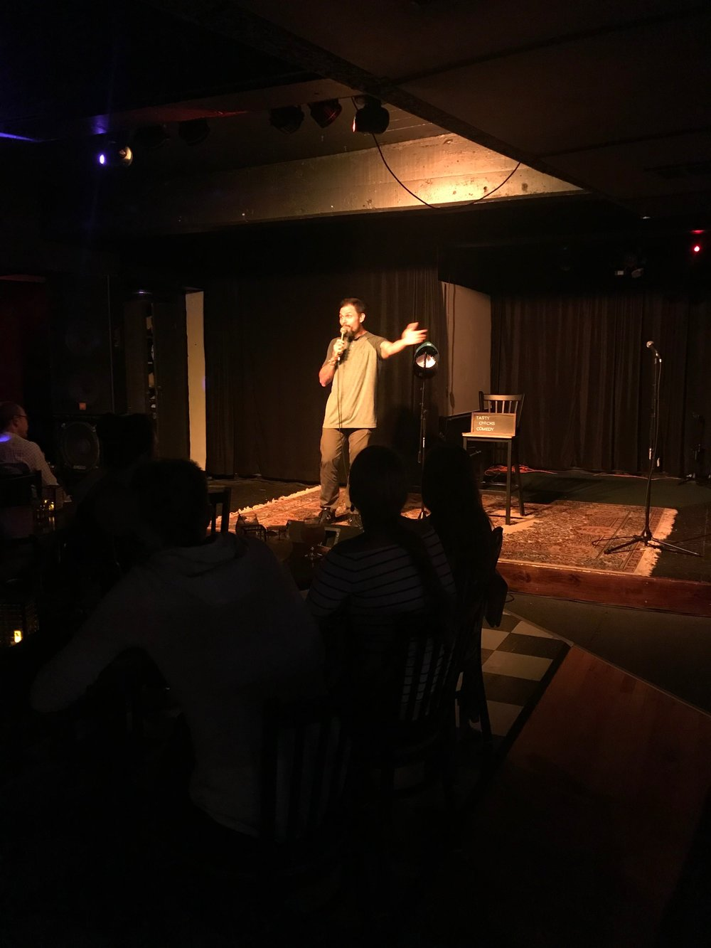 Comedy at The Root Cellar