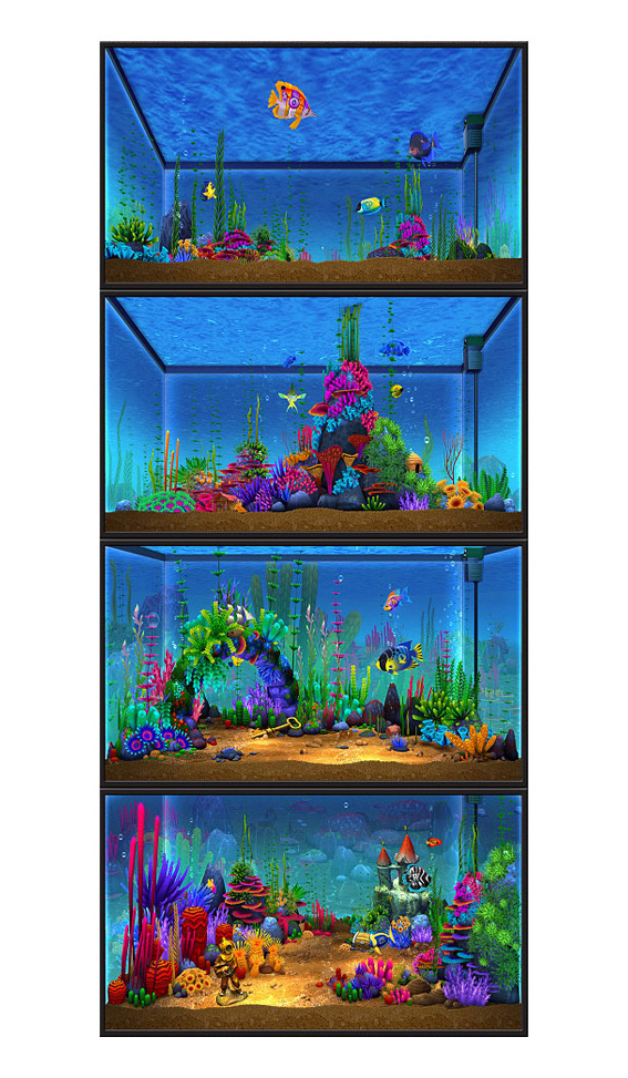 View Analphabetic Aquarium »