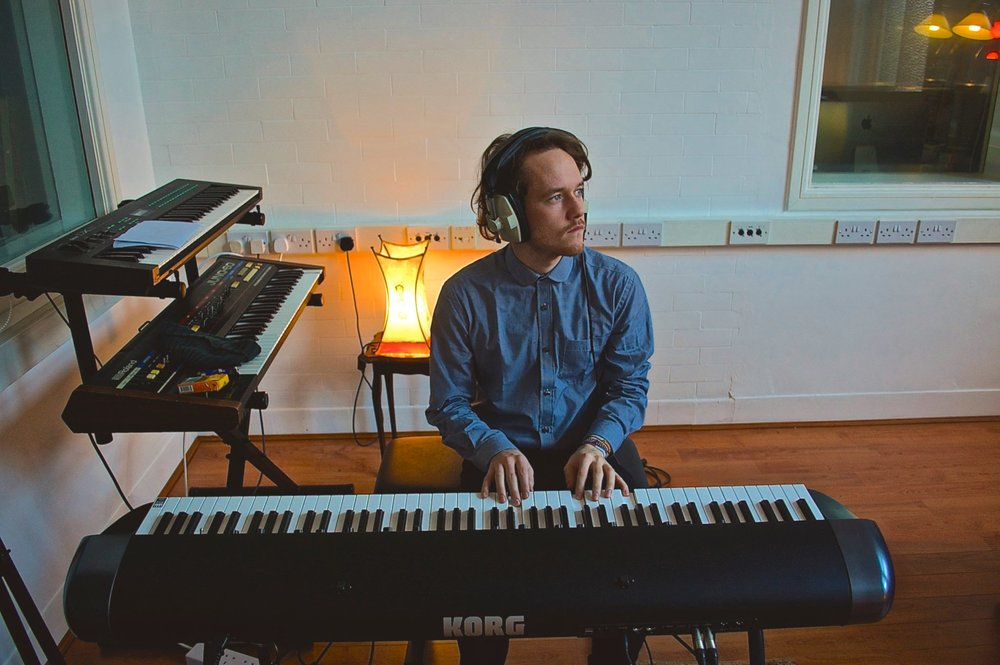 Kevin Corcoran is a classically trained pianist and composer who works as a performer, producer and arranger, collaborating with bands and artists in Ireland and internationally as well as writing his own music.