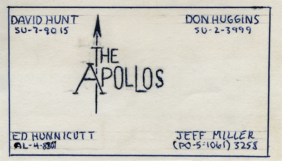 The Apollos Logo and
