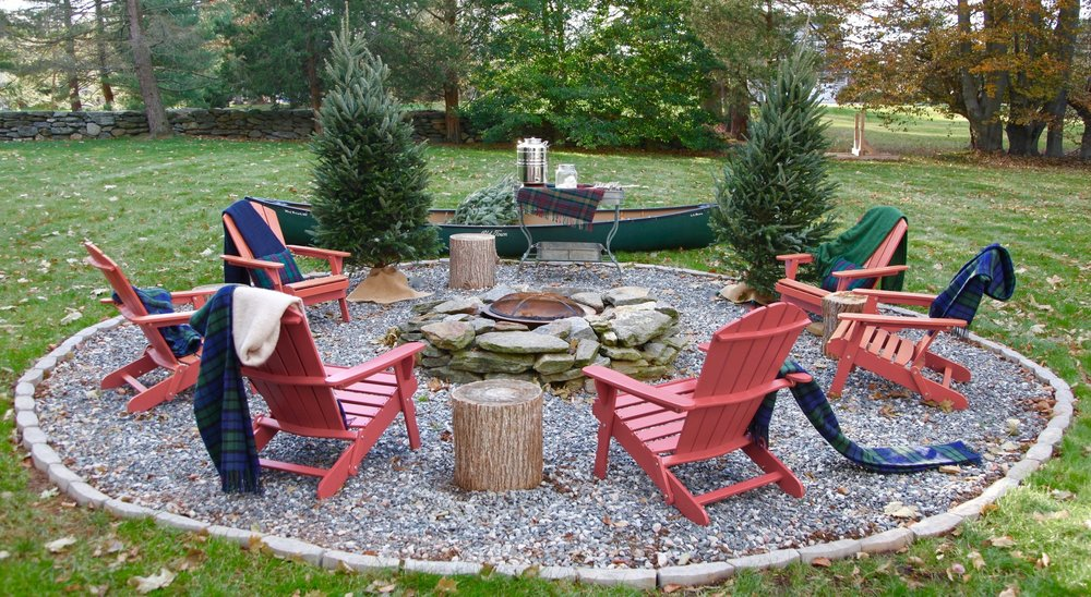 Copy of YOU CAN DO IT!  Firepit Bliss