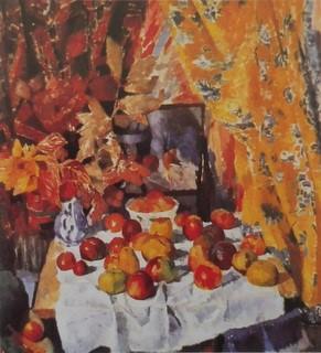 """Fig. 7: Rik Wouters: '""""Hulde aan Cézanne"""" (1912)"""