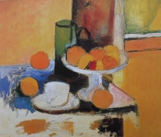 """Fig. 5: Henri Matisse: """"Stilleven met sinaasappelen"""""""