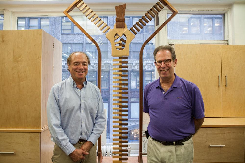 Dave German and Bob Sadin