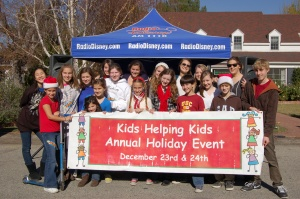 - The Kling Street Kids were out in force during the Toluca Lake Holiday Open House to launch the December long campaign in 2009. Radio Disney & KIISfm were back as sponsors along with Starbucks, Trader Joes, The Magnolia Grille, FedEx Kinkos, Pergolina, Fast Frame, Lakeside Car Wash, The Packaging Store, Toluca Tots, Tamara Dahill, The UPS Store, Toyota, Paty's and Eleanors Barber Shop. 2009 brought in an additional $10,893.20.