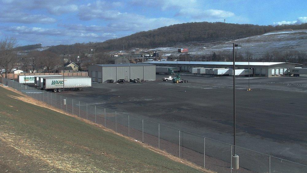 Ward Trucking - Easton, PAClientWard Transport & Logistics Corp.DesignTranSystems