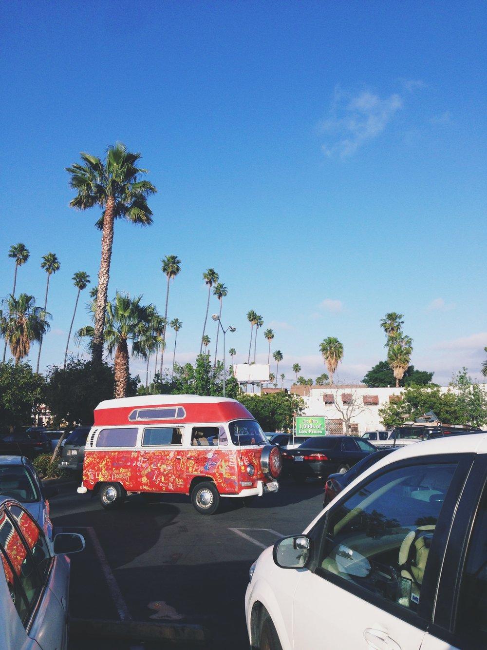 Los Angeles, 2016.