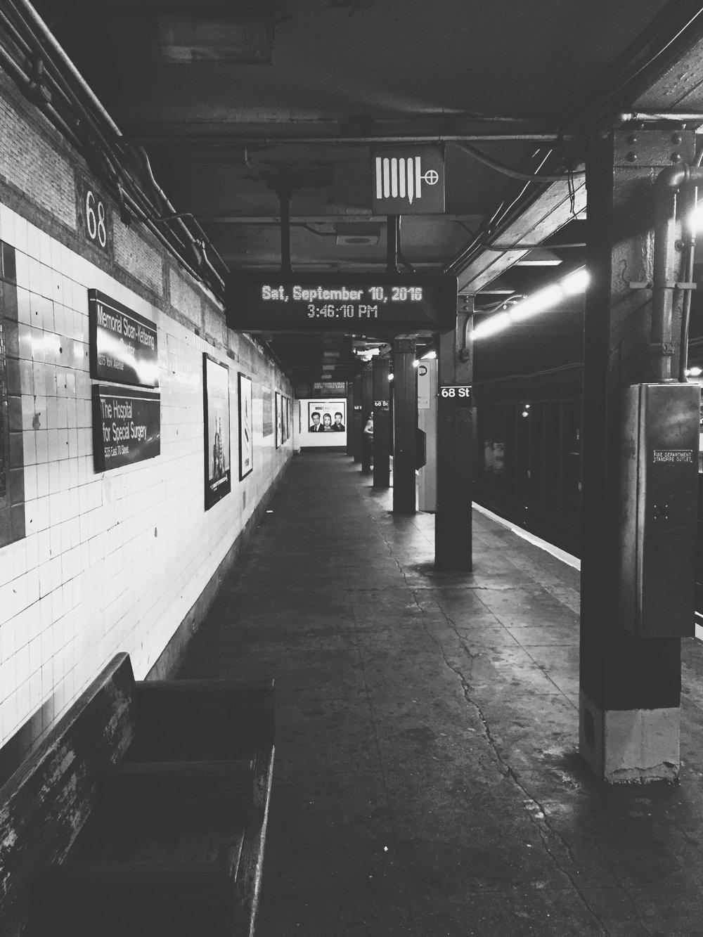 68th Street, 2016.