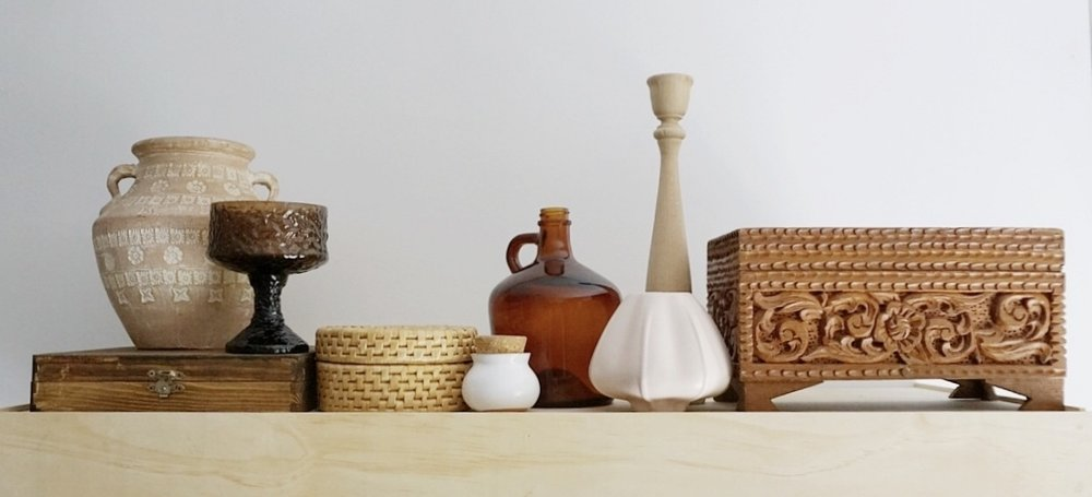home decor collections - handselected pieces to create a one of a kind space