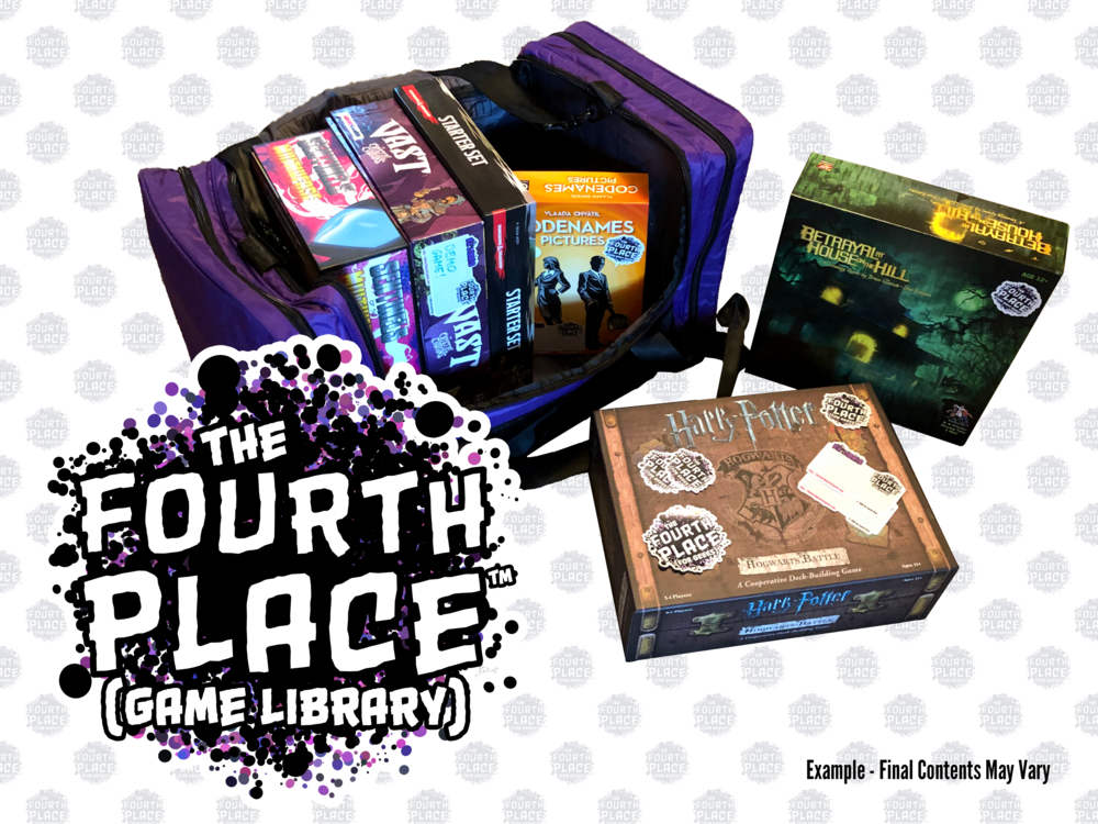 Board Game Night (in a Bag) for Individual Players