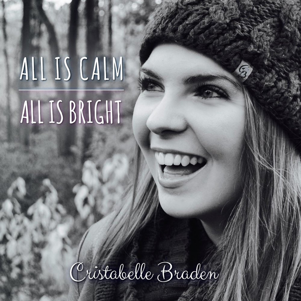 """ALL IS CALM - ALL IS BRIGHT"" CHRISTMAS CD  Hard Copy Only ©2016"