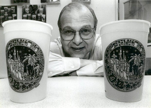 NOLA.com - One for the (bever)ages: How the Mardi Gras cup was invented
