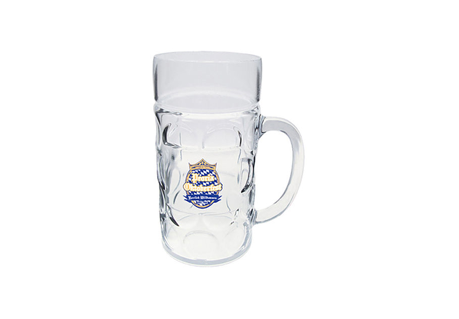 1 LITER GERMAN BEER MUG