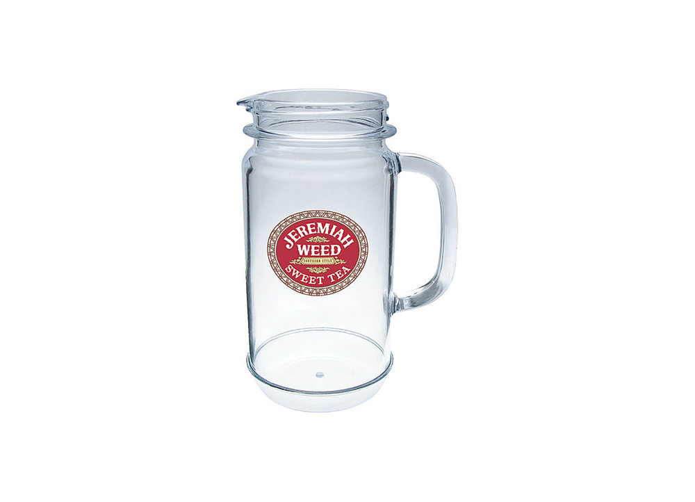32 OZ MASON JAR PITCHER