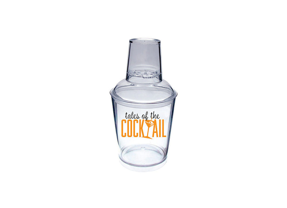 12 OZ COCKTAIL SHAKER