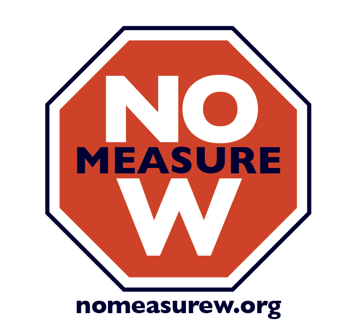 Vote No on Measure W