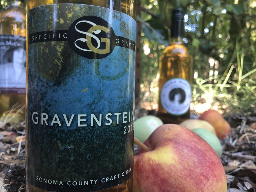 specific gravity - award winning hard ciderlocally sourced100% organic ingredients