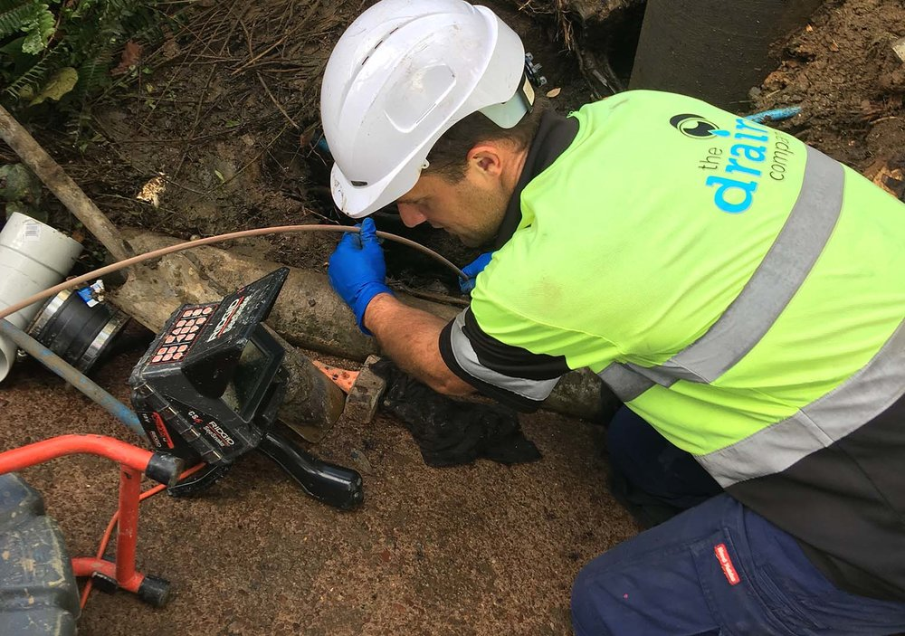 CCTV Drain Inspections   0800 247 862   Get a quote